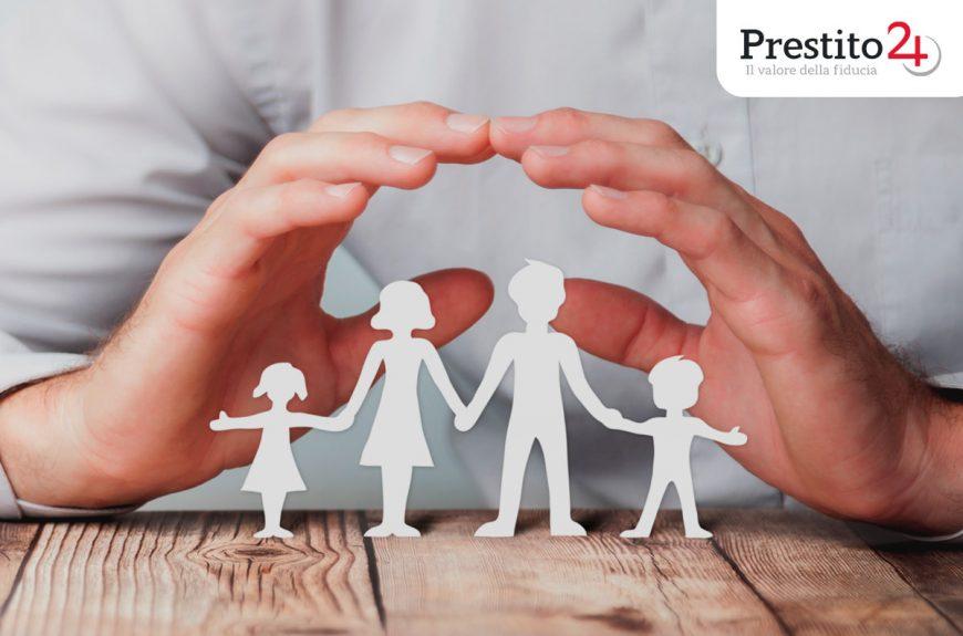 Prestito a famiglie in diffcoltà