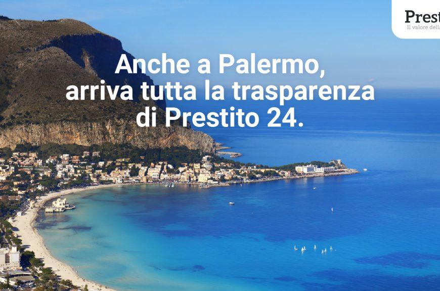 Apertura filiale Palermo