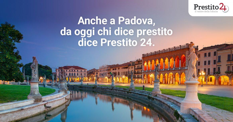 Cessione del Quinto a Padova